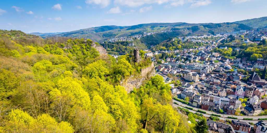 Saar-Hunsrück-Steig von Idar Oberstein nach Trier