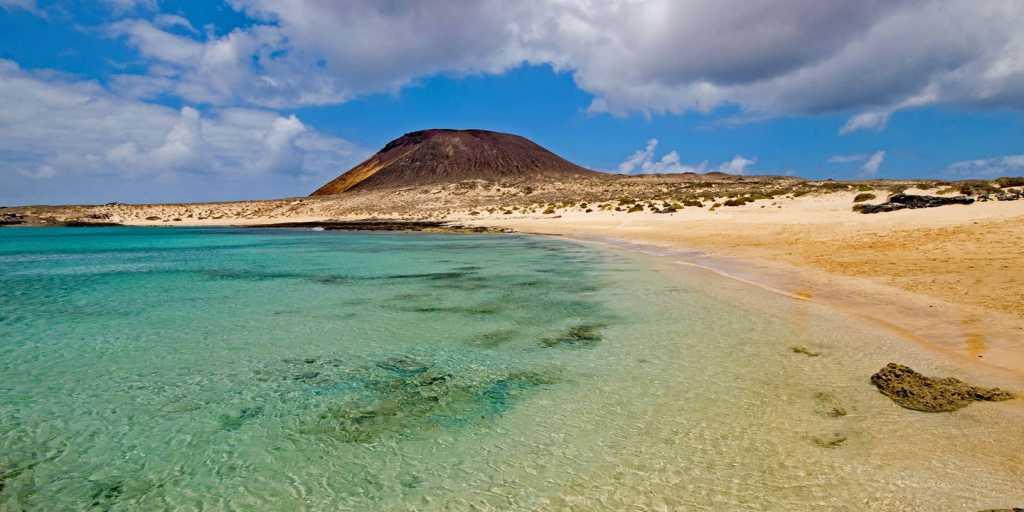 Wandern auf vier Inseln: Lanzarote, Fuerteventura, Los Lobos, La Graciosa