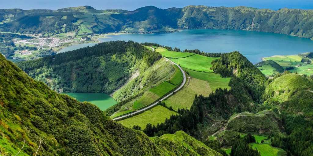 Ein Hoch auf die Azoren - wandern auf Portugals Inseln