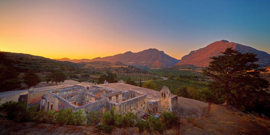 West-Kreta zu Fuß erleben