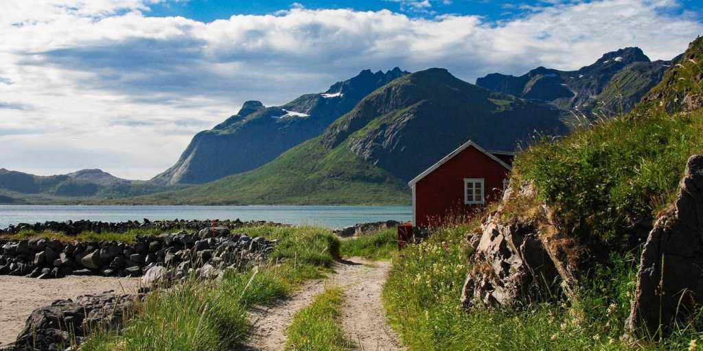 Landschaftsparadies Südnorwegen - geführte Gruppenwanderreise