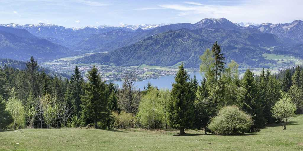 Individuelle Wanderung am Tegernsee