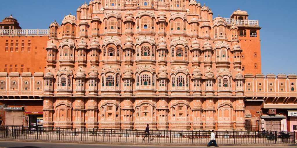 Indiens Perle Rajasthan - geführte Gruppen-Wanderreise