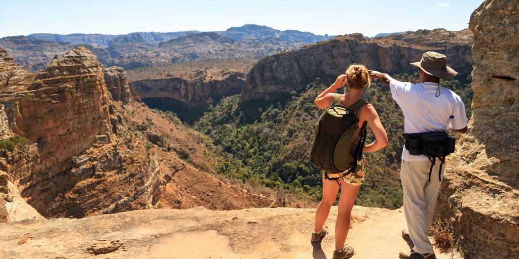 Wandern auf Madagaskar