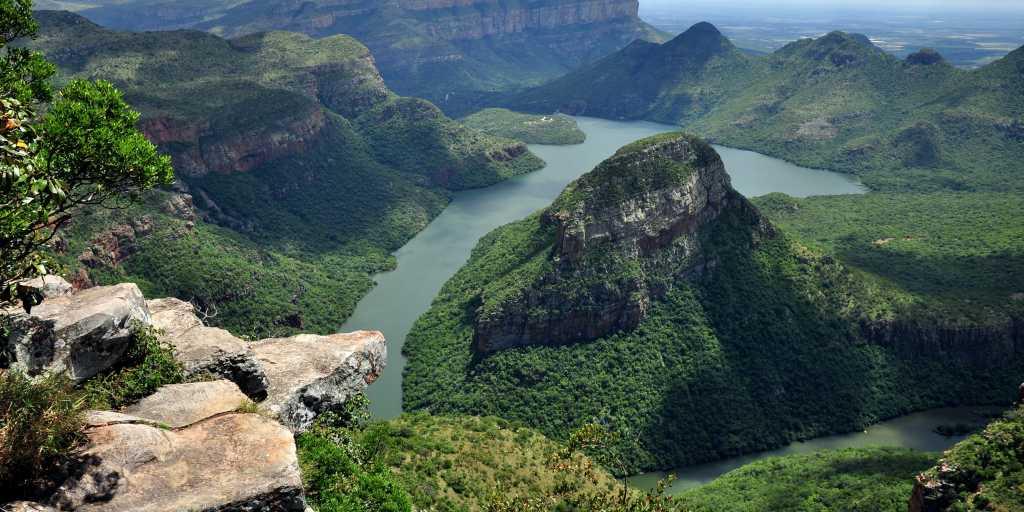 Wandern zu den Naturwundern Südafrikas