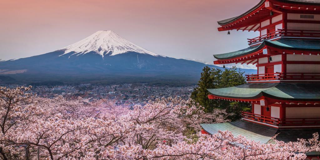 Japans Höhepunkte aktiv erleben - geführte Gruppenwanderreise