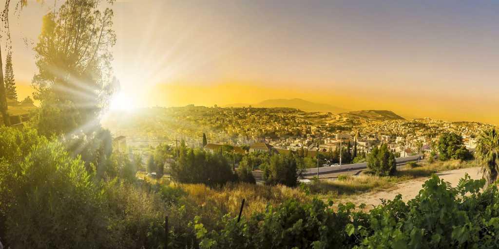 Geführte Gruppenwanderreise: Israel zu Fuß