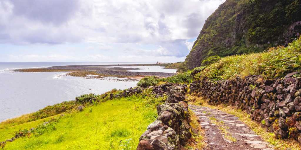 Wandern auf den Dreiecksinsel:Faial, Pico und São Jorge - Azoren