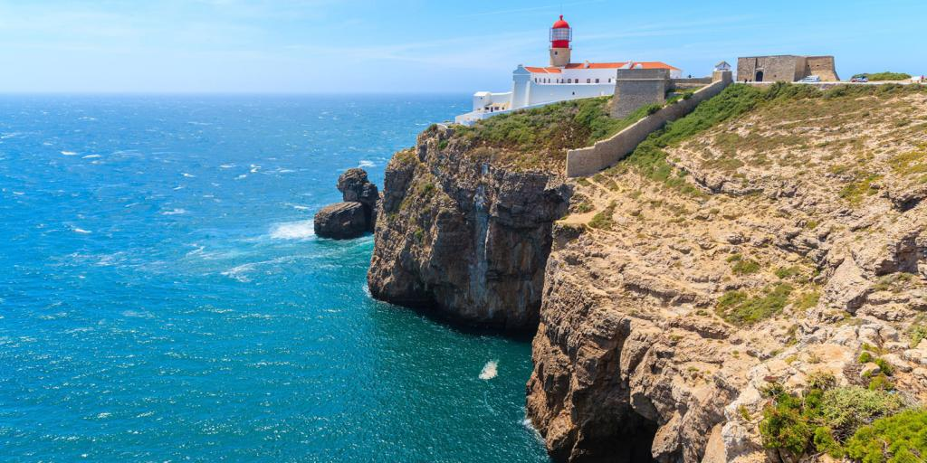 Wandern auf der Via Algarviana zum Meer in Portugal