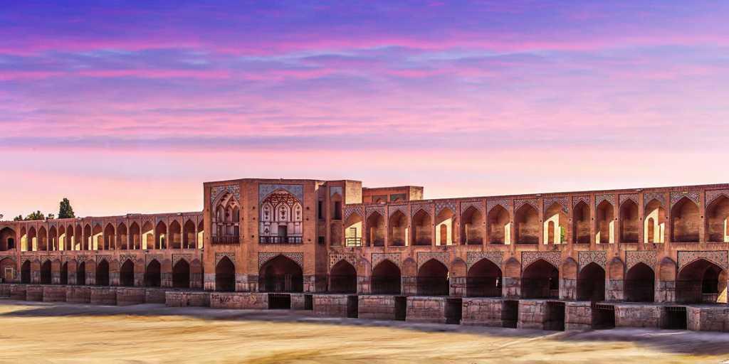 Wandern im Persischen Reich