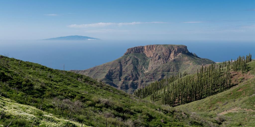 Wandern & Trekking auf La Gomera - der Inselsüden