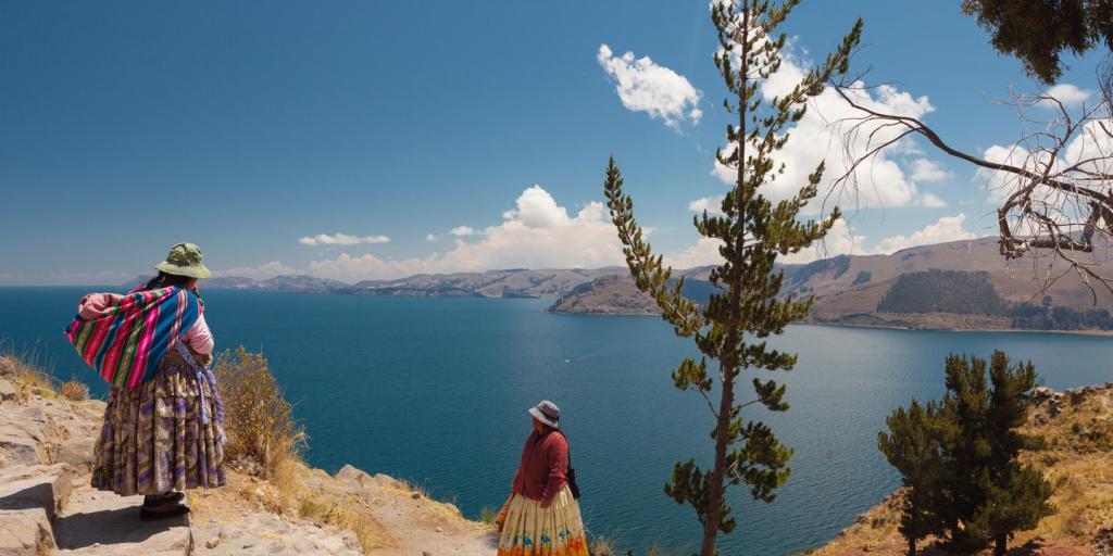 Bolivien zu Fuß