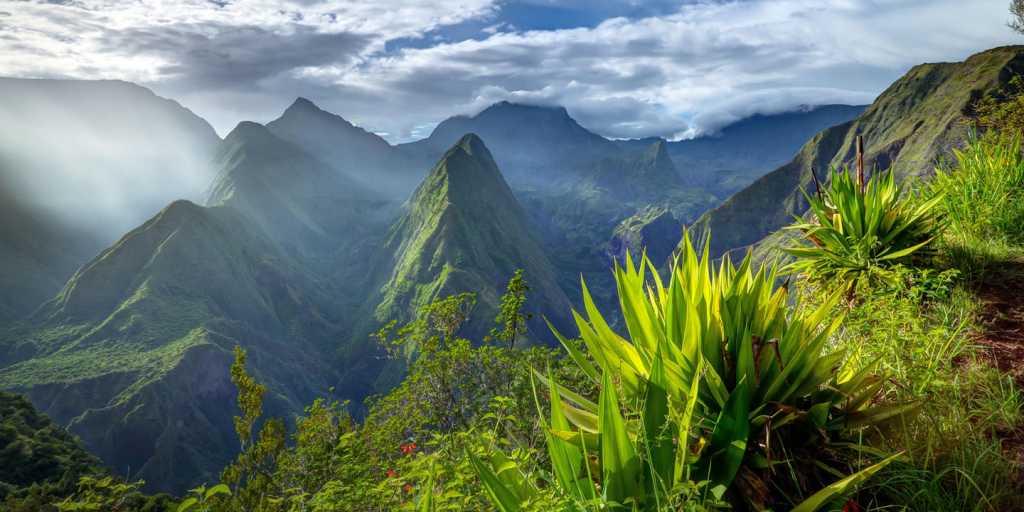 Bonjour Réunion - tropische Vulkaninsel im Indischen Ozean