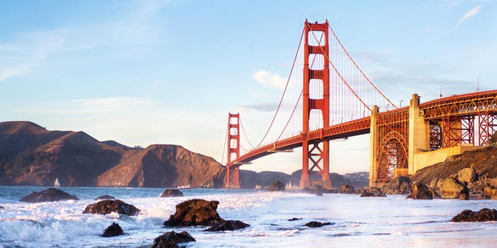 Geführte Gruppenwanderreise: Zu Fuß zwischen Golden Gate und Cape Flattery