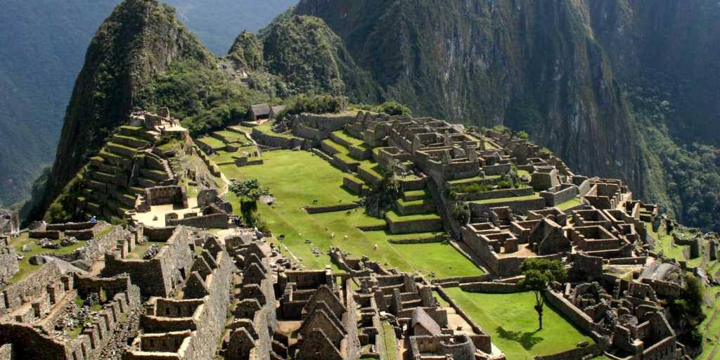 Geführte Gruppenwanderreise in Peru: Condor, Cañón & Camino Inca
