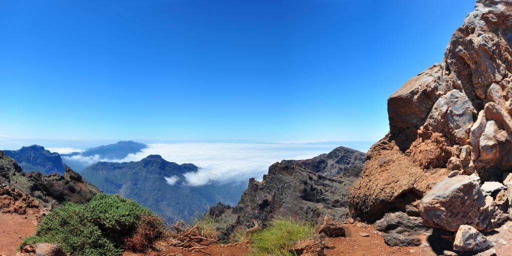 """Wandern auf La Palma - ohne Gepäck """"Die grüne Insel"""""""