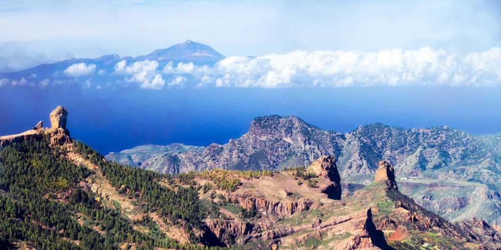 Wandern auf Gran Canaria - Inseldurchquerung