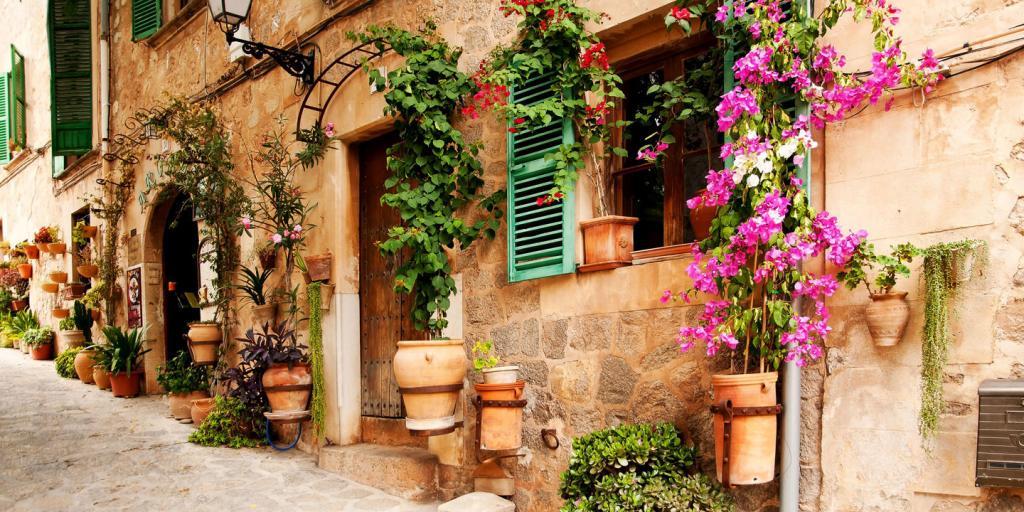 Wandern auf Mallorca von Valldemossa nach Biniaraix