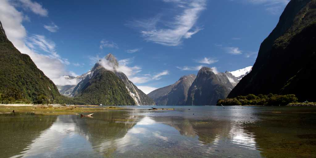 Geführte Gruppenwanderreise: Neuseeland Safari Nord- und Suedinsel