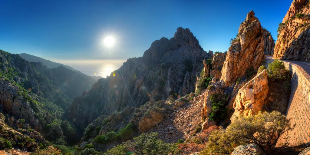 Geführte Gruppenwanderreise - Durchs wilde Korsika