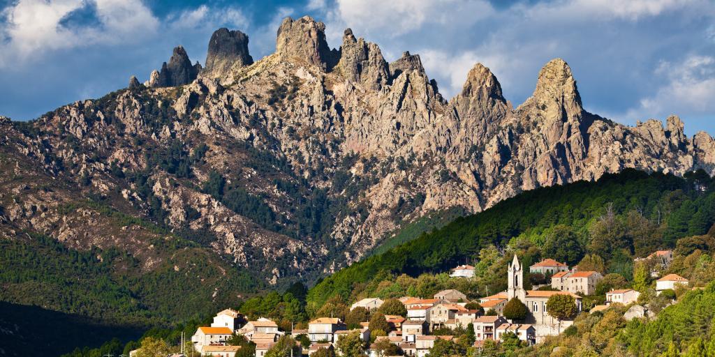 Geführte Gruppenwanderreise - Korsika GR20