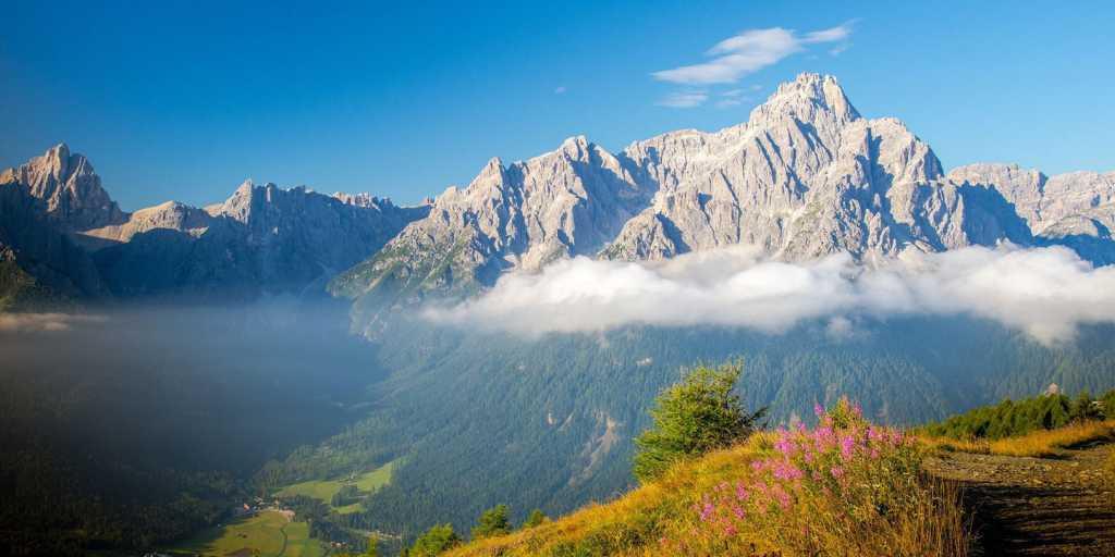 Geführte Gruppenwanderreise - Sappada Dolomiten und Sextener