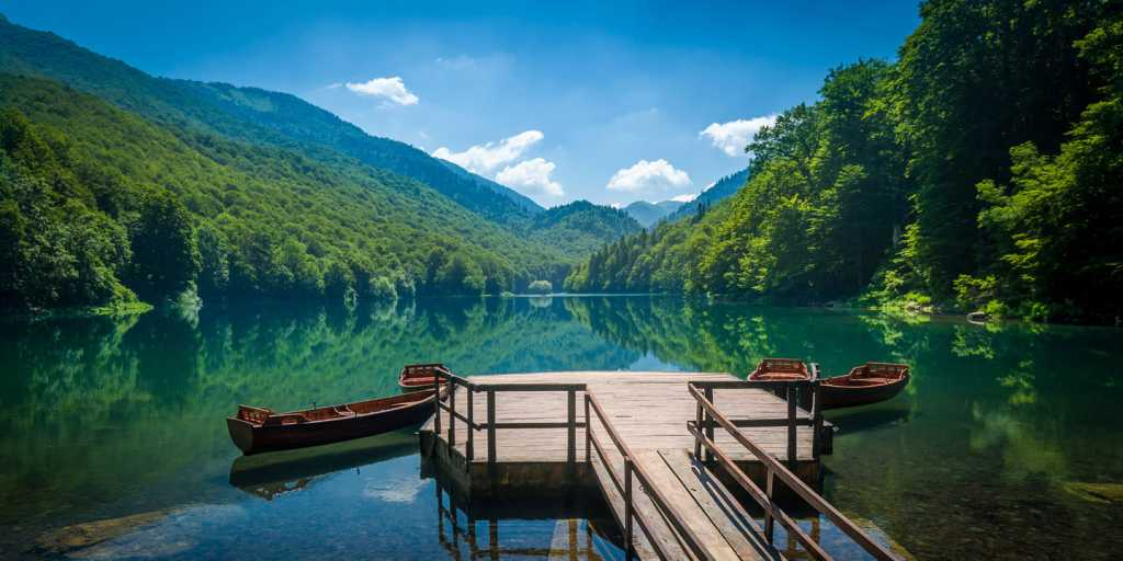 Geführte Gruppenwanderreise - Montenegro Bergwanderung