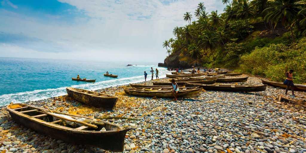 Wandern auf Sao Tome und Principe - Verzauberte Kakaoinseln