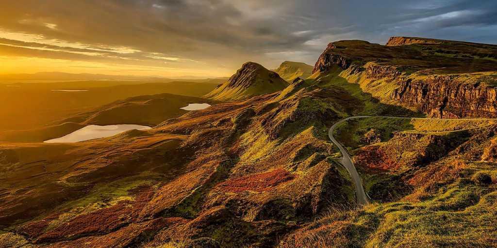 Wandern in Schottland - Higlands and Islands