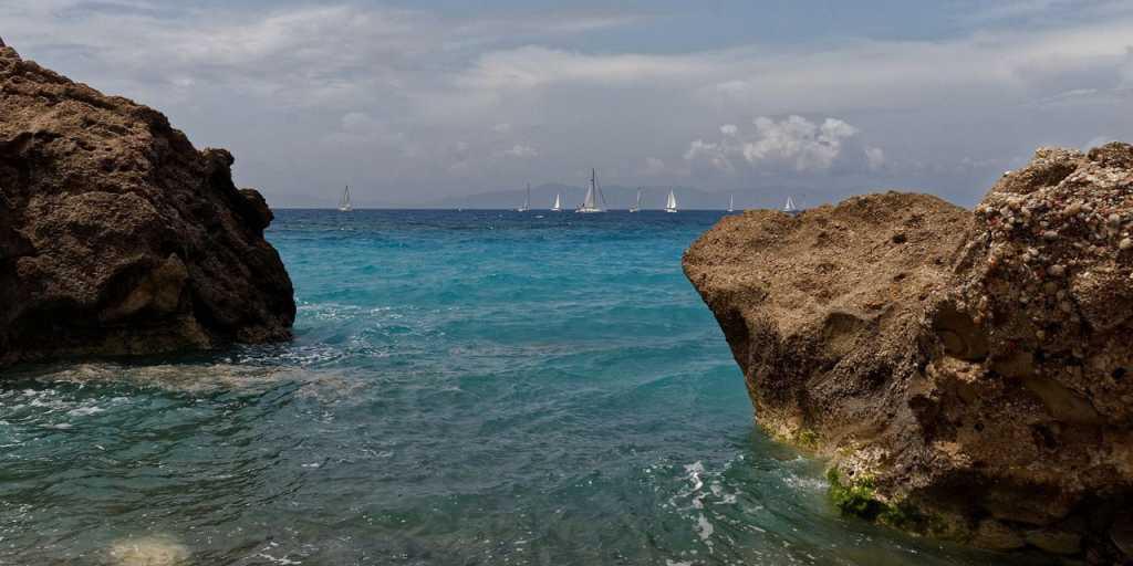 Wandern auf Rhodos - für Singles/Alleinreisende - Griechische Inseln zu Fuß erleben