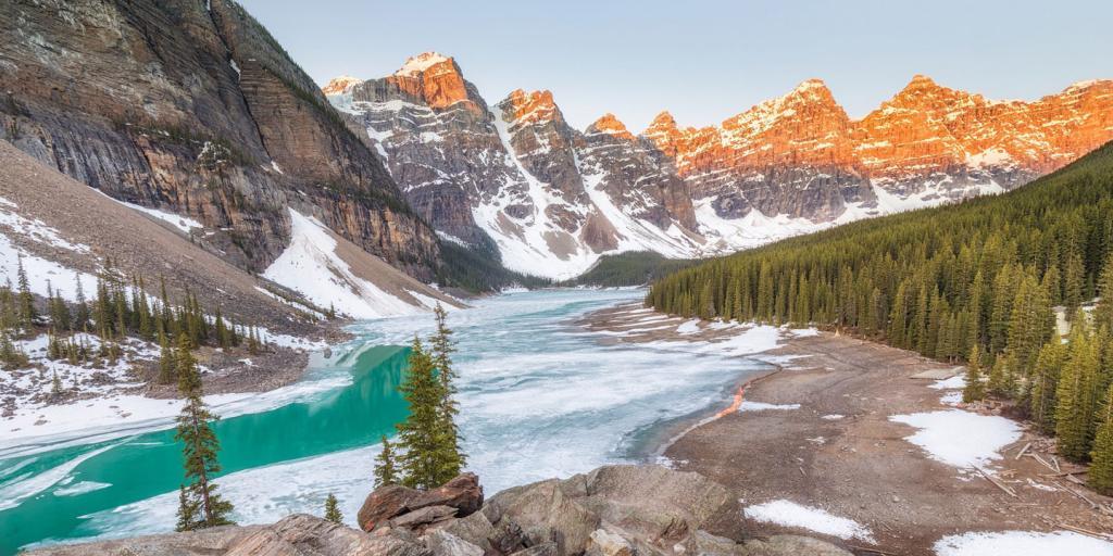 Kanada: Geführte Gruppenwanderreise - Winterzauber der Kanadischen Rockies