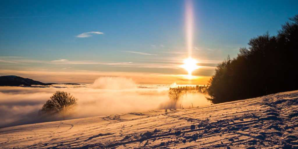 Allgäu: Geführte Gruppenwandereise - Winterwandern in Oberstdorf