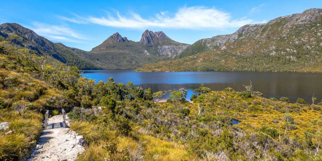 Wandern in Tasmanien