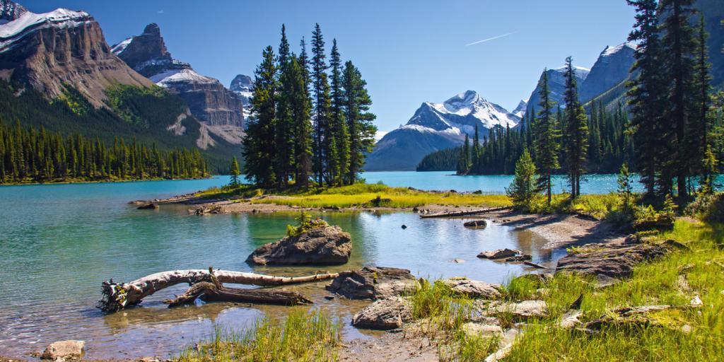 Von den Rocky Mountains nach Vancouver Island wandern