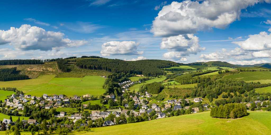 Wandern auf dem Rothaarsteig - Sauerland