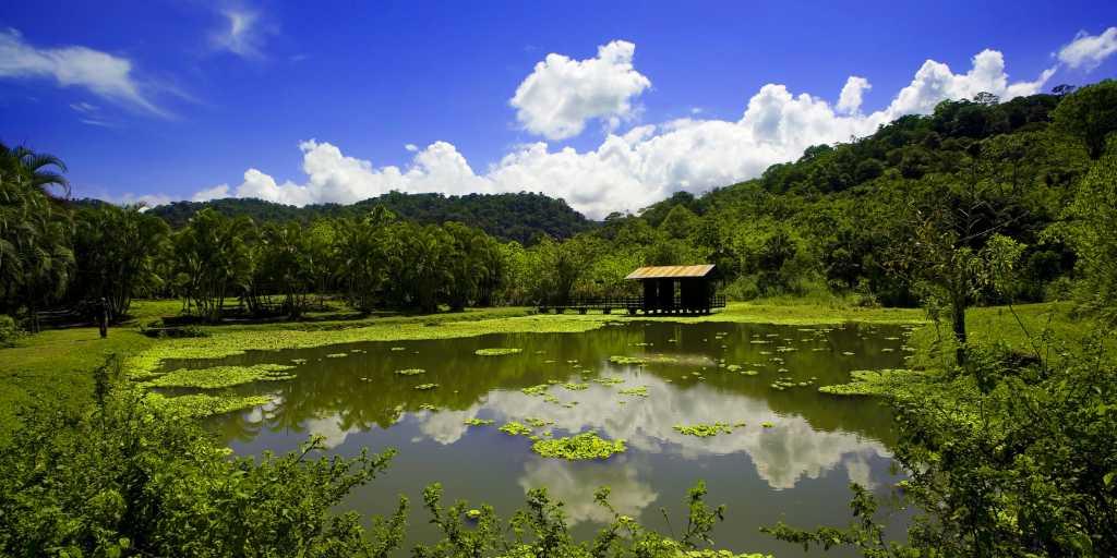 Costa Rica zu Fuß