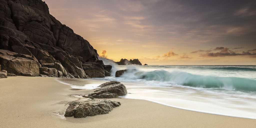 Wandern in Cornwall an der Ganitküste von Land's End