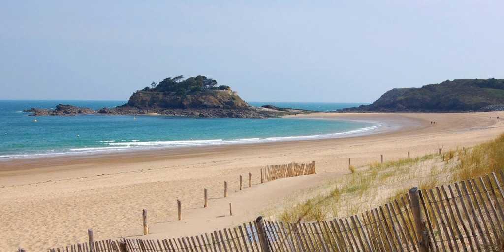 Wandern in der Normandie und in Jersey