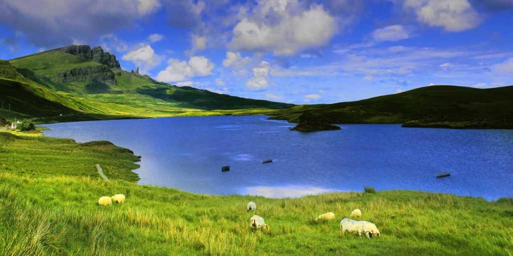 Wandern in Schottland - Great Glen Way