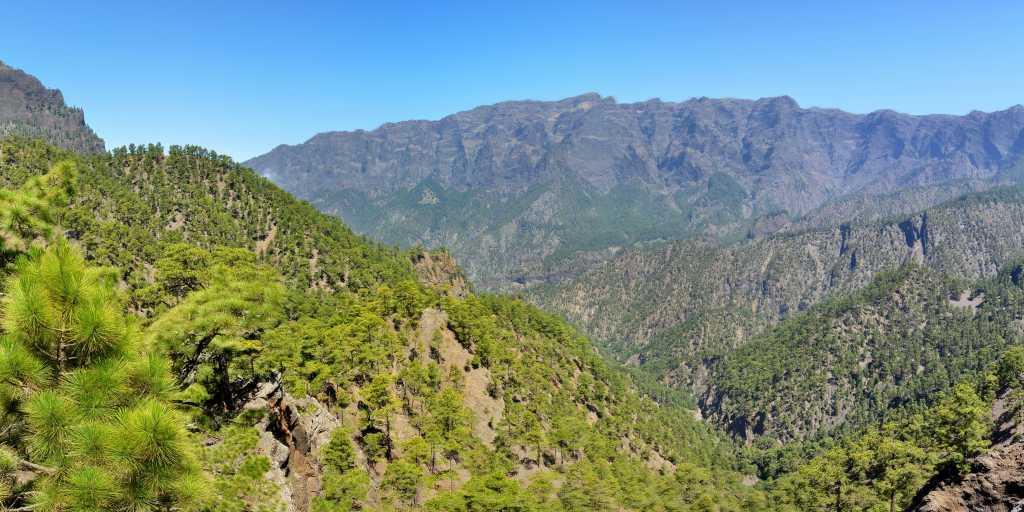 La Palma: Geführte Wanderreise auf der grünsten Kanareninsel