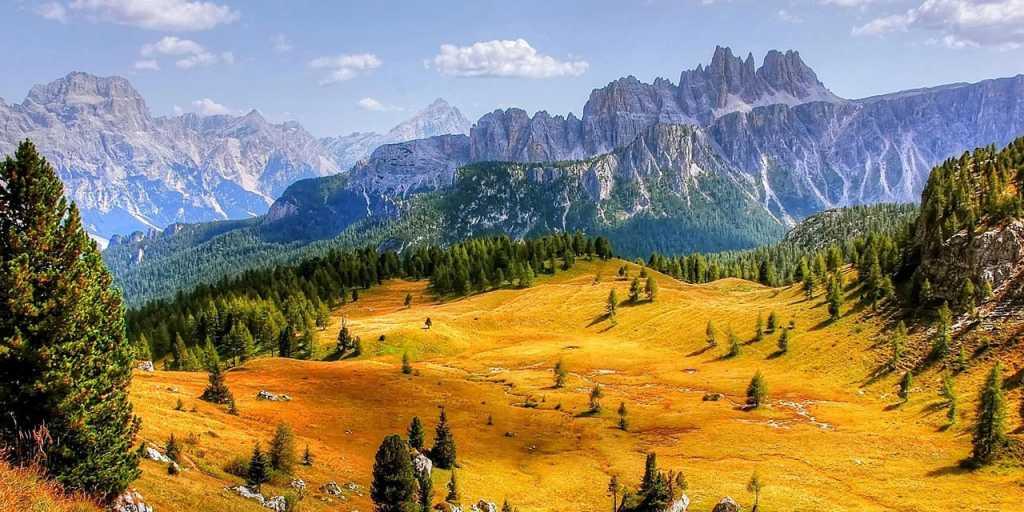Alpenüberquerung: Individuell wandern nach Venedig - Teil III von Cortina d'Ampezzo nach Venedig