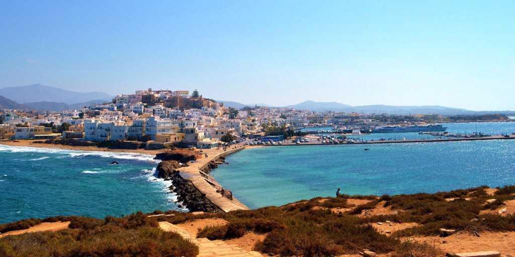 Wandern auf den Kykladen - Naxos & Santorini