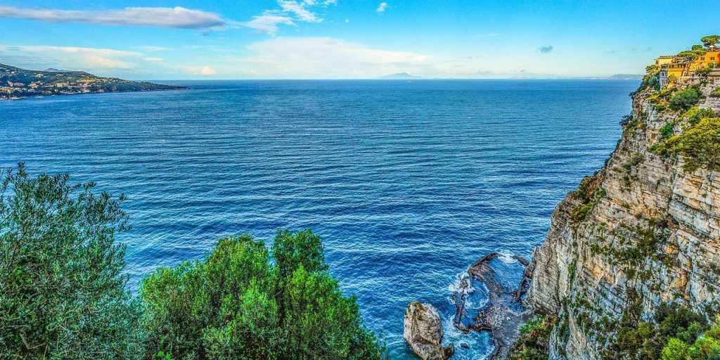 Wandern an der Amalfiküste und auf Capri