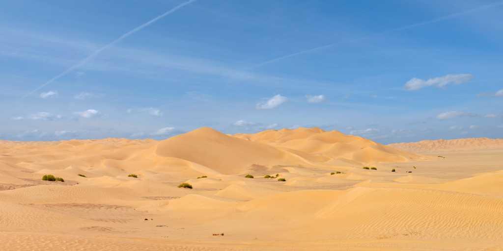 Oman: Geführte Wanderreise im Land der Wadis, Wüsten & des Weihrauchs