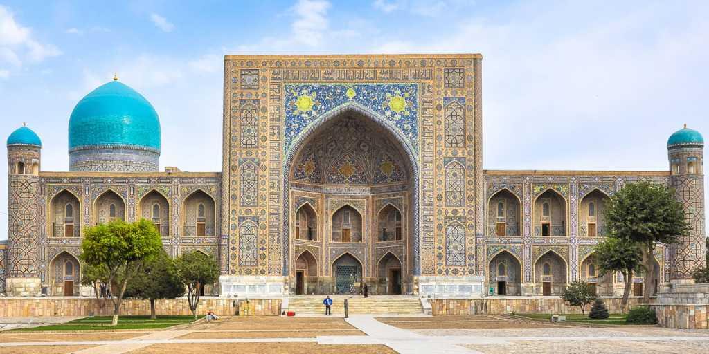 Usbekistan: Geführte Wanderreise entlang der Seidenstraße