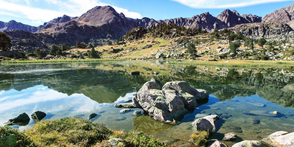 Andorra: Geführte Wanderreise im im Kurfürstentum der Pyrenäen
