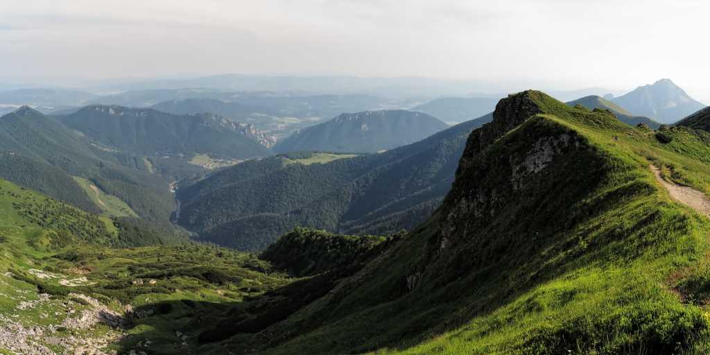 Slowakei: Geführte Wanderreise im Nationalpark Malà Fatra