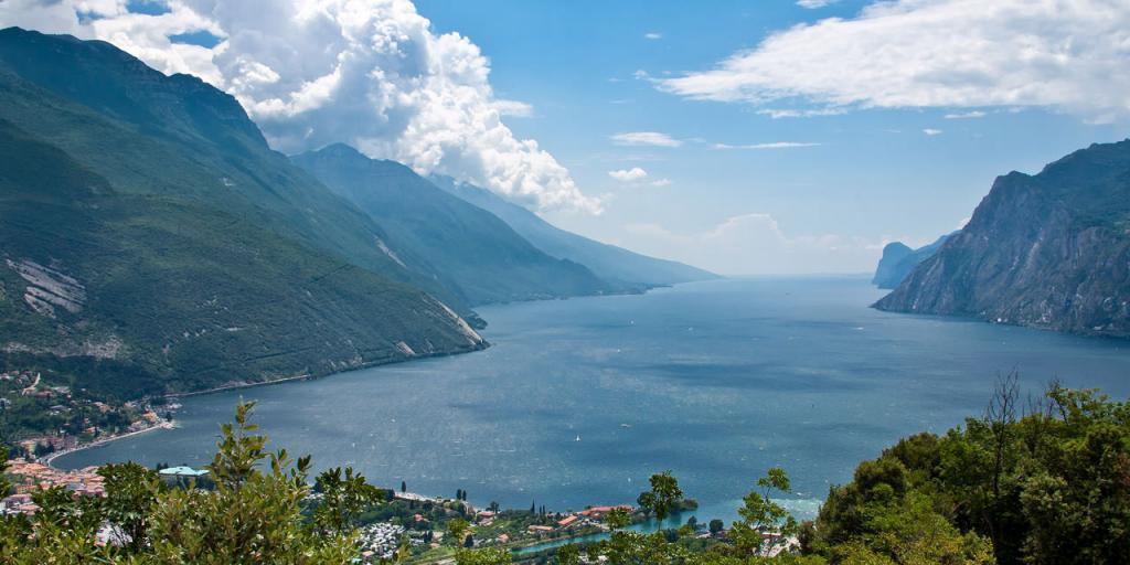 Norditalien: Individuell wandern vom Gardasee nach Venedig ohne Gepäck