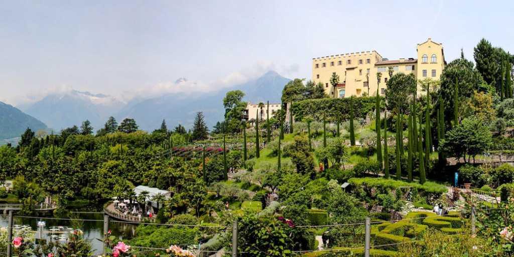 Wandern in Südtirol - von Brixen nach Meran