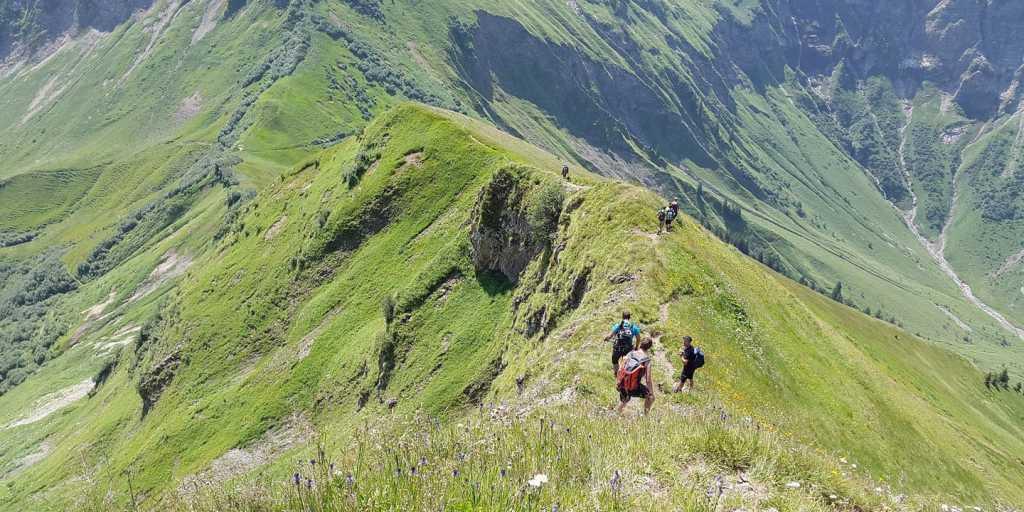 Alpenüberquerung E5 individuell - von Oberstdorf nach Meran